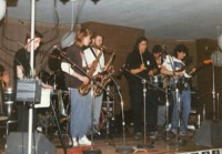 Groovemaster original line up
