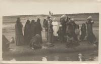 Women At River Washing