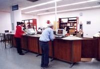 Ogg Science Library interior
