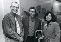 Friends of the University Libraries award presentation