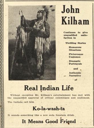 John Kilham / Ko-la-wash-ta