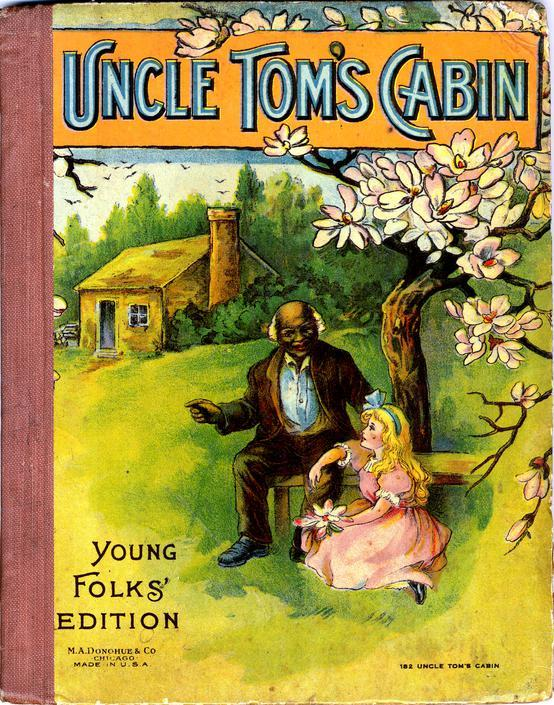 Uncle Tom's Cabin (cover) (group 4)