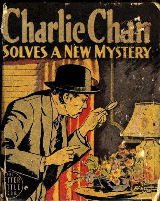 Charlie Chan Solves a New Mystery