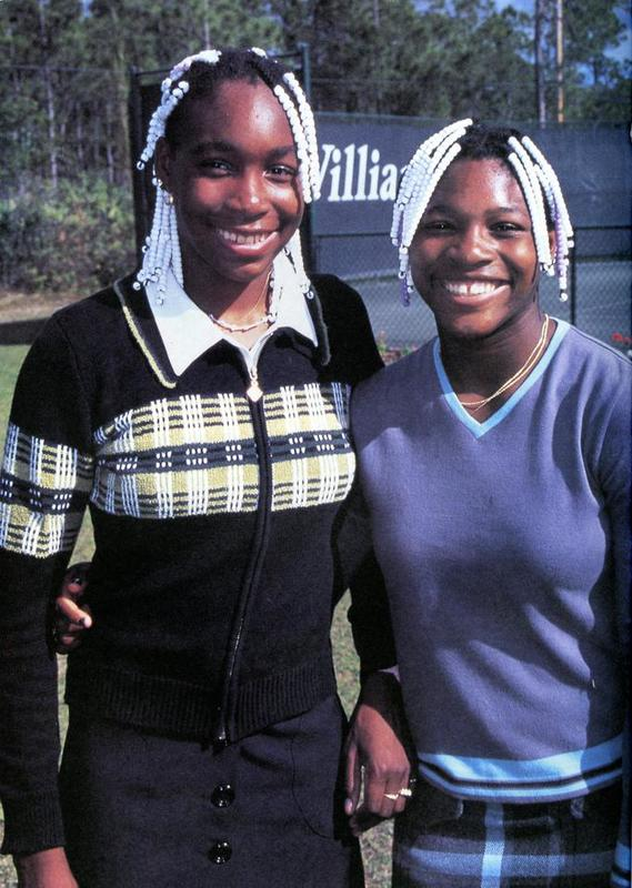 Beyond Beauty (Serena & Venus Williams ) p130 (group F)