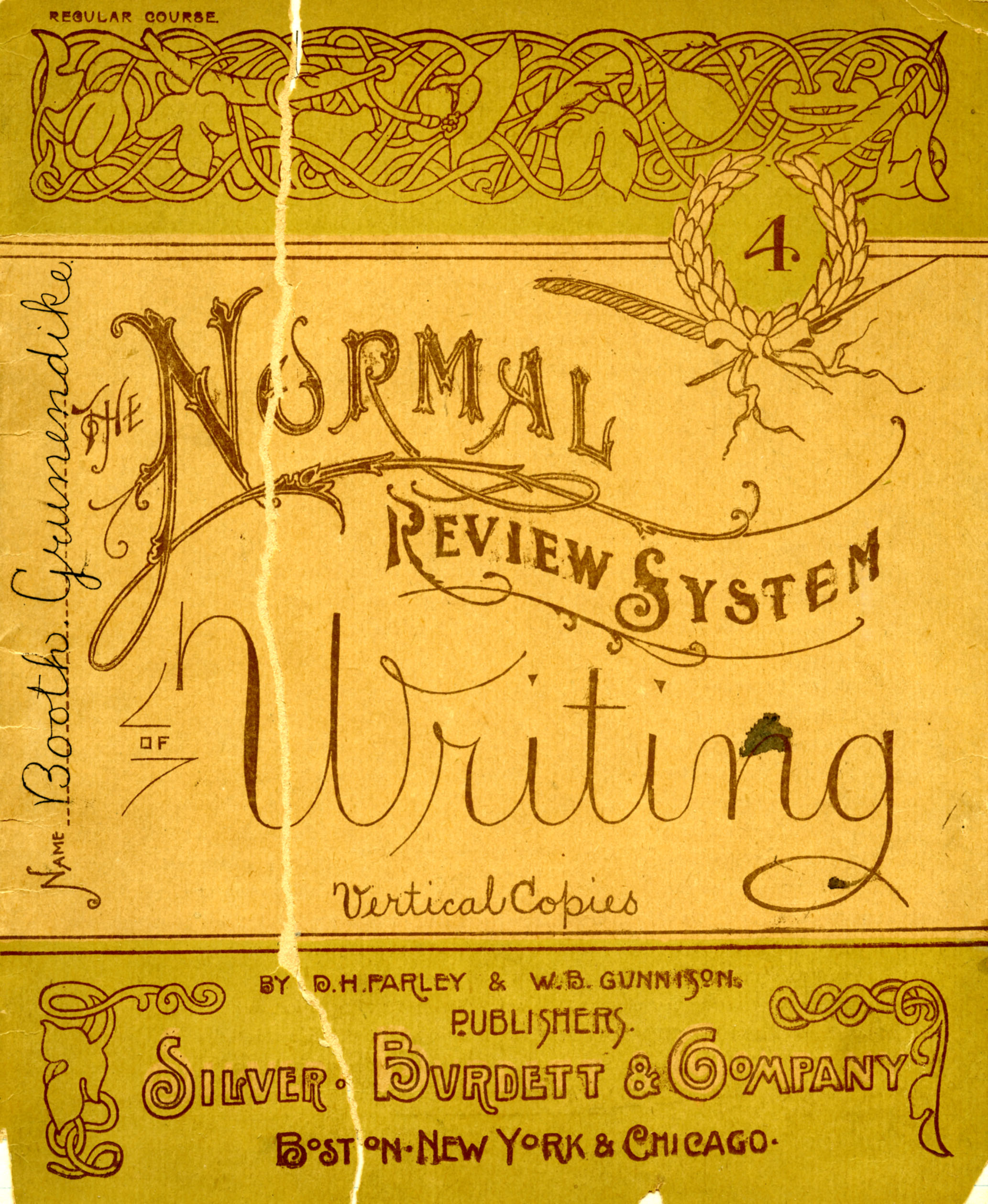 The Normal Review System Of Writing No. 4 · Literacy