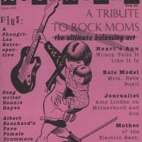 A Tribute to Rock Moms: the ultimate balancing act