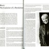 Women's Music: The Evolution of a Revolution
