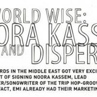 World Wise: Noora Kassem and Dispersia