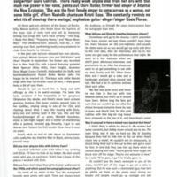 Wanda Jackson article