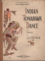 Indian Tomahawk Dance