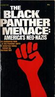 """Cover """"The Black Panther Menace: America's Neo-Nazis"""""""