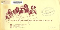 Future Jobs for High School Girls, 1966