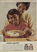 Advertisement for Quaker Oats