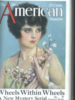 <strong>The <em>American Magazine</em> Cover, May 1923</strong>